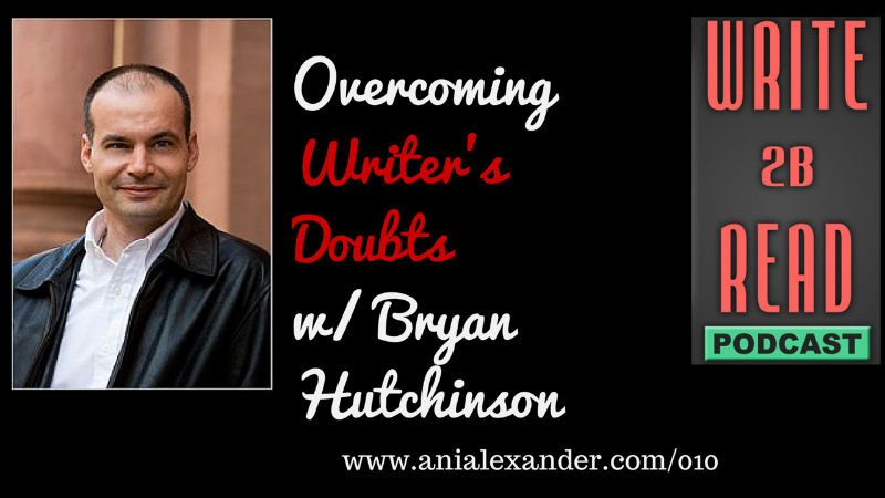 How to Overcome Writer's Doubts w/ @ADDerWORLD