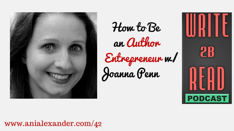 How to Be An Author Entrepreneur