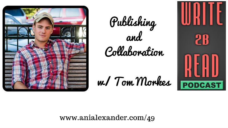Publishing and Collaboration w/ @tmorkes