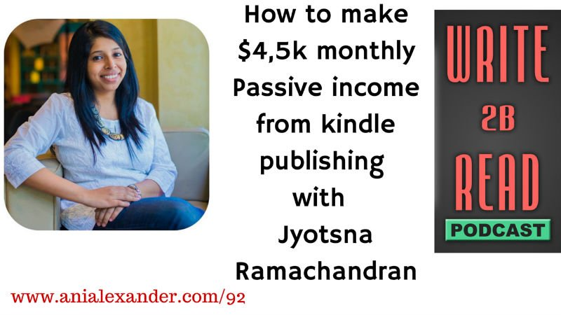 How to Make $4,5k Monthly Passive Income from Kindle Publishing
