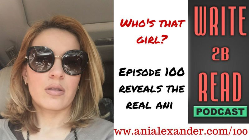 Who's That Girl? Revealing the Real Ani (episode 100!!!)