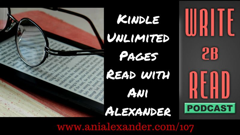 Kindle Unlimited Pages Read