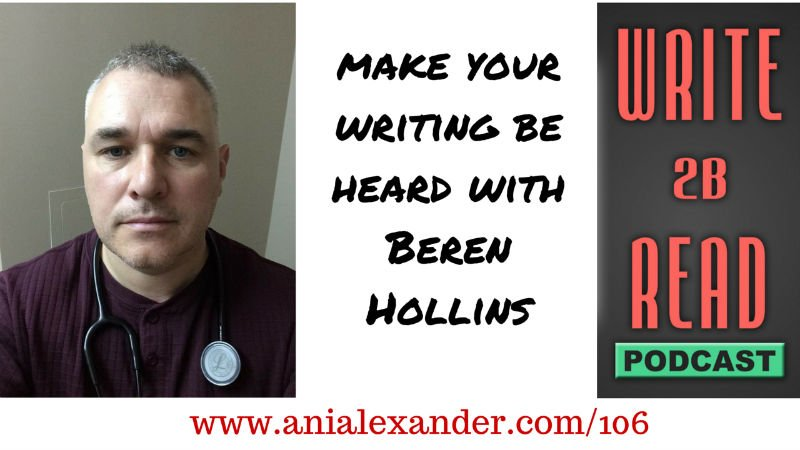 Make Your Writing Be Heard