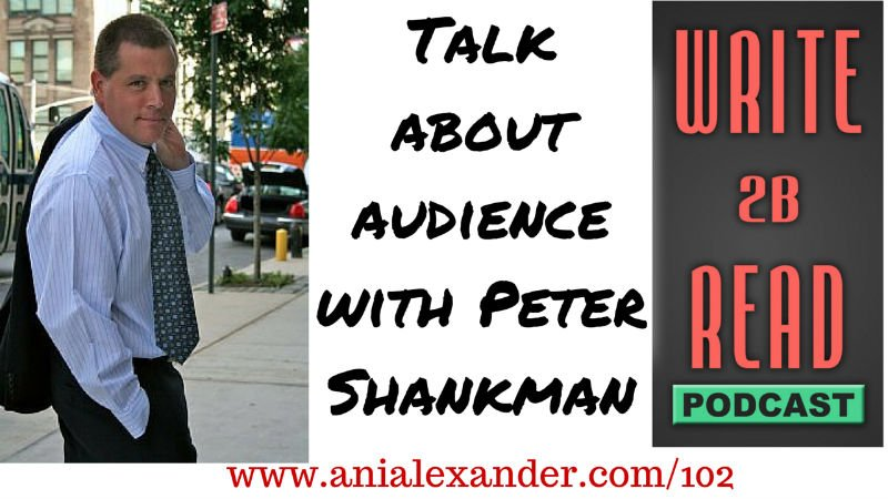 Talk About Audience with @petershankman
