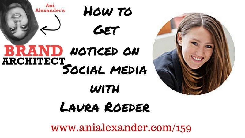 How to Get Noticed at Social Media  with @lkr @MeetEdgar
