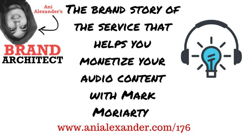 The brand story of the service that helps you monetise your audio content