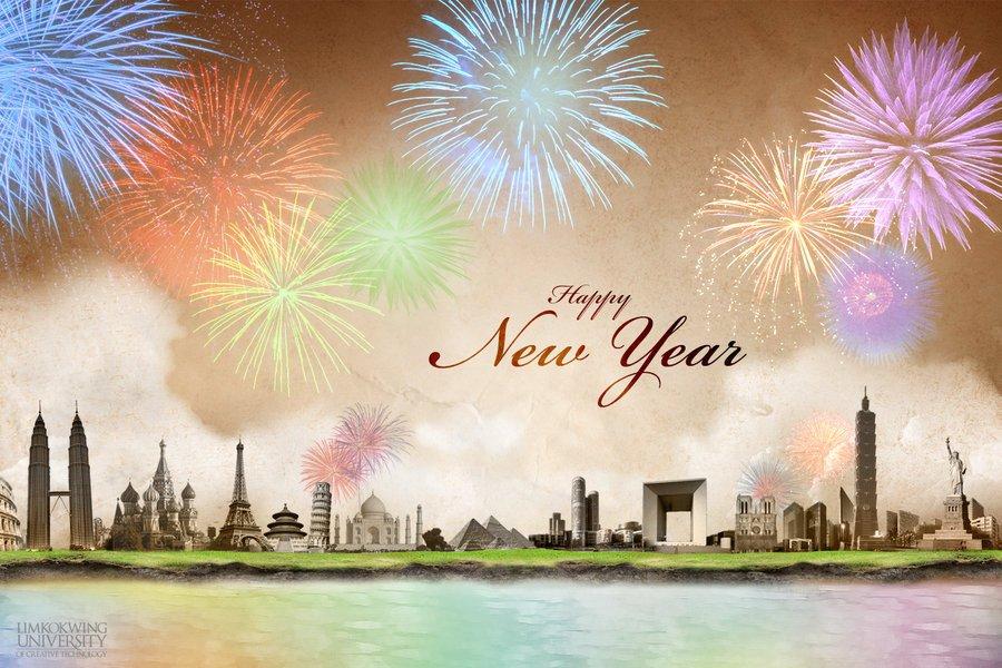 New Years…