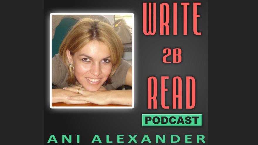 Write 2B Read Podcast