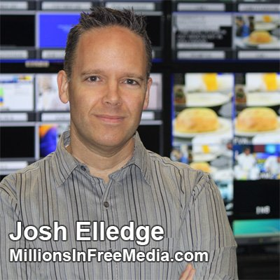 How to Get Featured in the Media w/ @joshelledge
