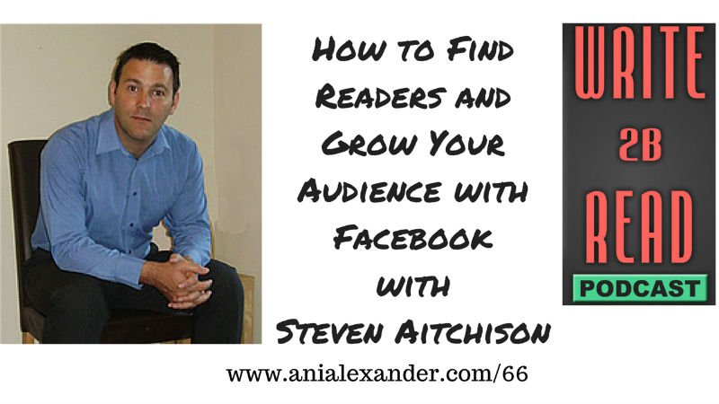 How to Find Readers and Grow Your Audience with Facebook