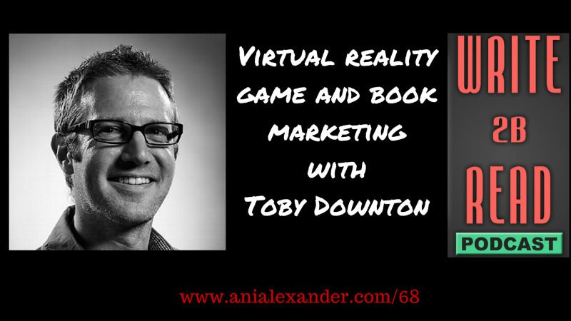 Virtual Reality Game and Book Marketing