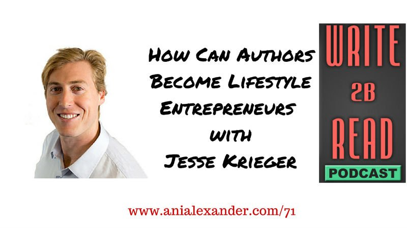 How Can Authors Become Lifestyle Entrepreneurs