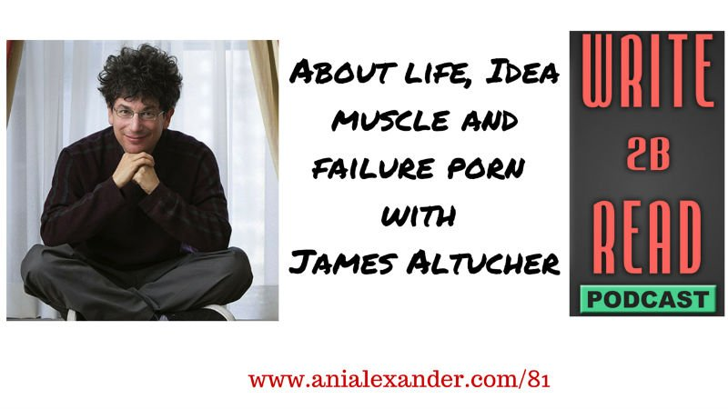 About Life, Idea Muscle & Failure Porn with  @jaltucher