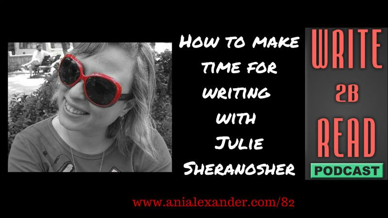 How to Make Time for Writing