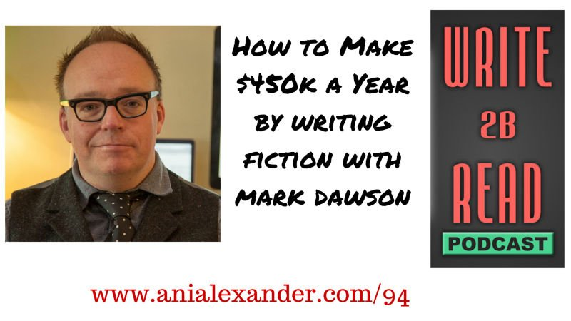 How to Make $450k a Year By Writing Fiction