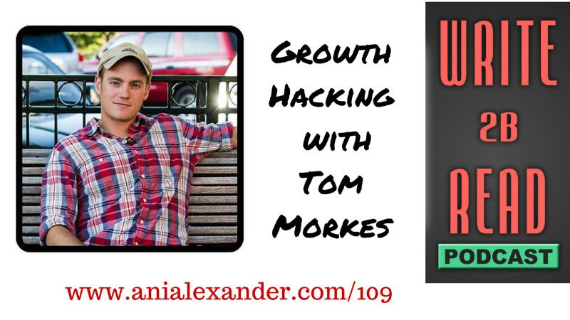 Growth Hacking with @tmorkes
