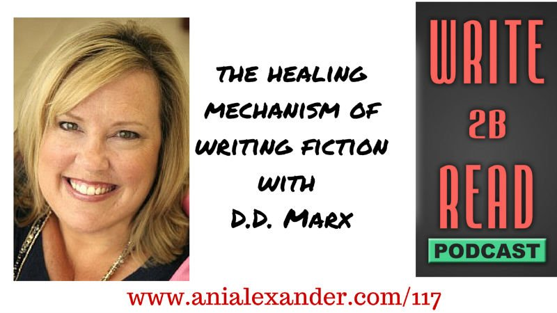 The Healing Mechanism of Writing Fiction