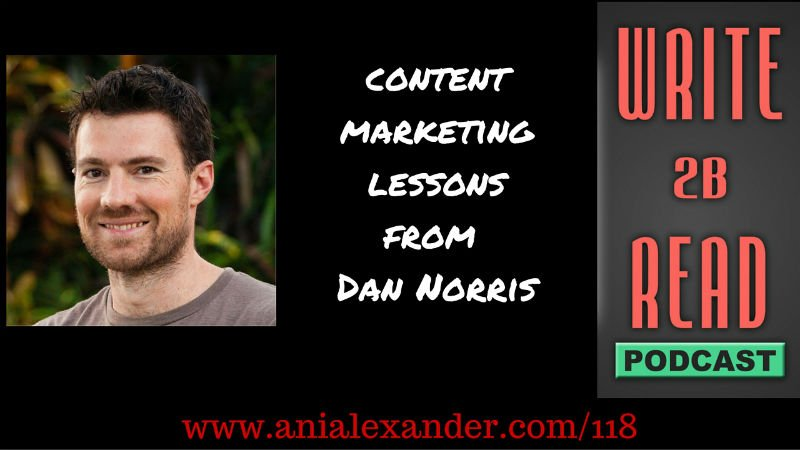 Content Marketing Lessons from @thedannorris