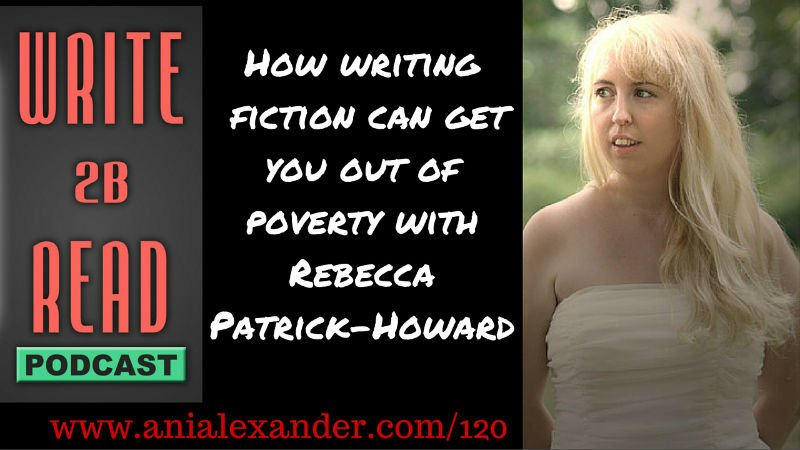How Writing  Fiction Can Get You Out of Poverty