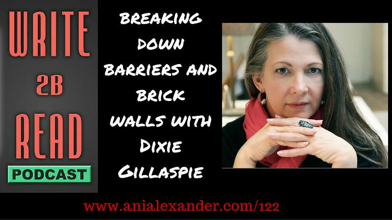 Breaking Down Barriers and Brick Walls with @DixieDynamite