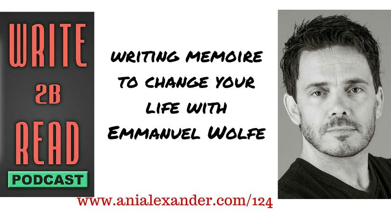 Writing Memoire to Change Your Life