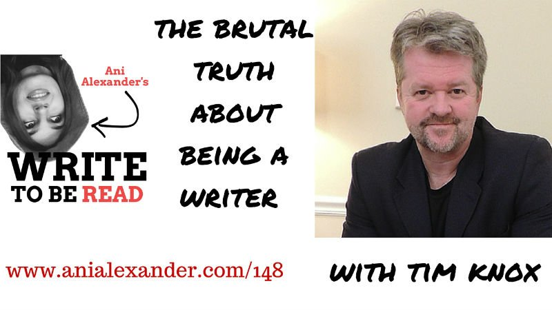 The Brutal Truth of Being a Writer