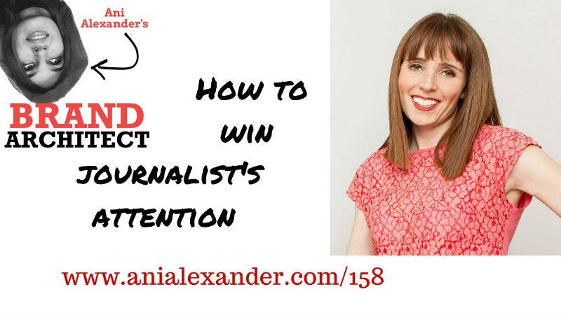 How to Win Journalist's Attention with @jan_murray