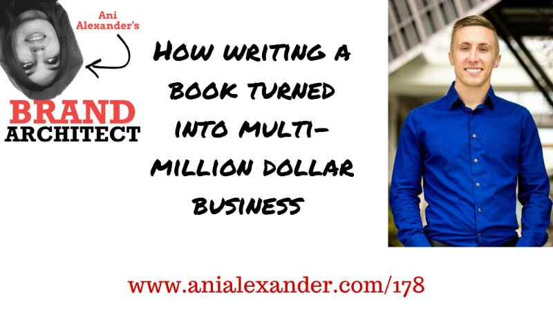 How writing a book turned into multi million dollar business
